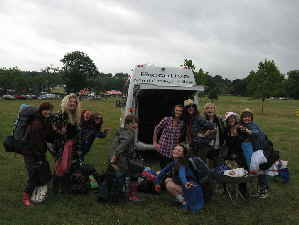 A Star transport to V Festival