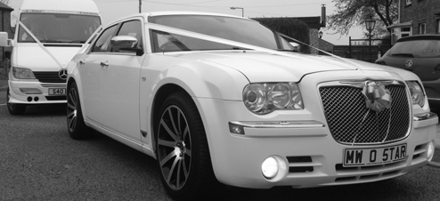 Wedding cars - Baby Bentley